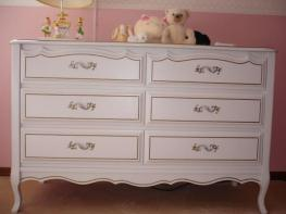 1279057235_104977918_1-Pictures-of--Baronet-kids-vintage-bedroom-furniture-white-french-provincial-sold-by-Sears-70s-80