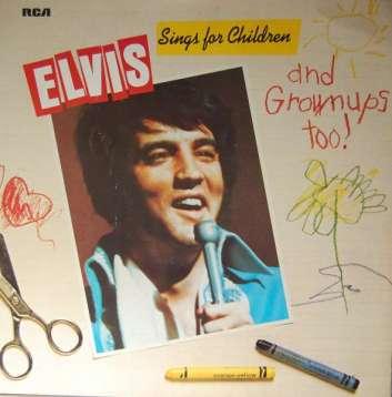 Elvis Sings For Children
